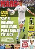 Portada diario Marca del 18 de Julio de 2014