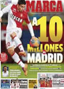 Portada diario Marca del 19 de Julio de 2014