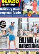 Portada Mundo Deportivo del 20 de Julio de 2014